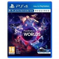 JEU PS4 PLAYSTATIONVR WORLDS