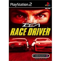 JEU PS2 TOCA RACE DRIVER