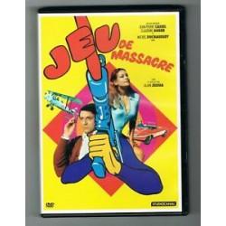DVD JEU DE MASSACRE