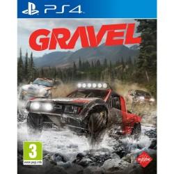 JEU PS4 GRAVEL