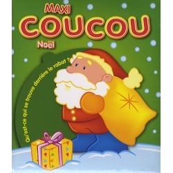 LIVRE MAXI COUCOU NOEL PAR YOYO EDITIONS
