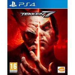 JEU PS4 TEKKEN 7