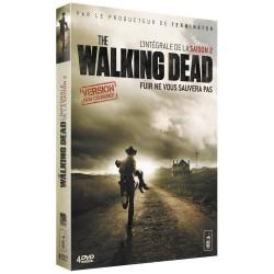 DVD THE WALKING DEAD SAISON 2 - VERSION NON CENSUREE