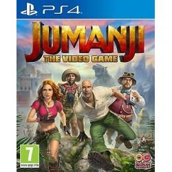 JEU PS4 JUMANJI THE VIDEO GAME