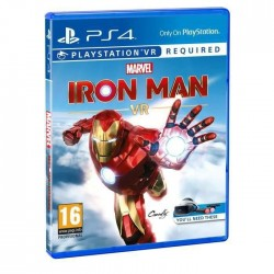 JEU PS4 MARVEL S IRON MAN VR