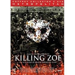 DVD KILLING ZOE-COFFRET COLLECTOR 3 DVD