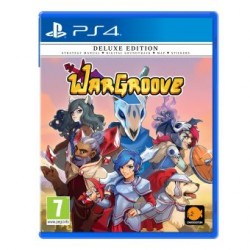 JEU PS4 WARGROOVE DELUXE