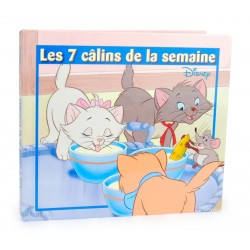 LIVRE LES 7 CALINS DE LA SEMAINE PAR DISNEY