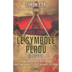 LIVRE LE SYMBOLE PERDU DECRYPTE