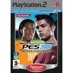 JEU PS2 PRO EVOLUTION SOCCER 2008 4012927121542