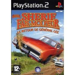 JEU PS2 SHERIFF FAIS MOI PEUR