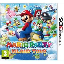 JEU 3DS MARIO PARTY ISLAND TOUR SANS BOITE