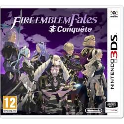 JEU 3DS FIRE EMBLEM FATES: CONQUETE COMPLET