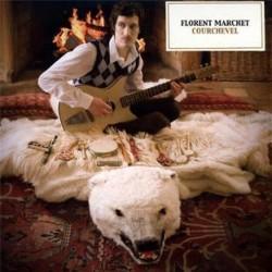 CD AUDIO COURCHEVEL FLORENT MARCHET