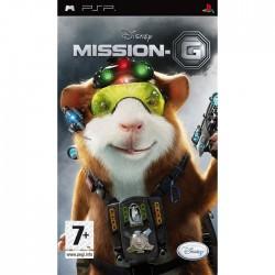 JEU PSP MISSION G