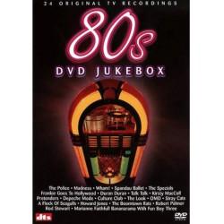 DVD 80 S JUKEBOX