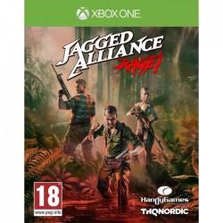 JEU XBOX ONE JAGGED ALLIANCE : RAGE!