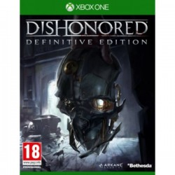 JEU XBOX ONE DISHONORED : DEFINITIVE EDITION