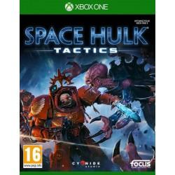 JEU XBOX ONE SPACE HULK : TACTICS