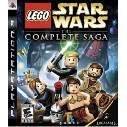 JEU PS3 LEGO STARWARS COMPLETE SAGA US