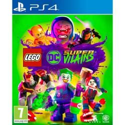 JEU PS4 LEGO DC SUPER-VILLAINS