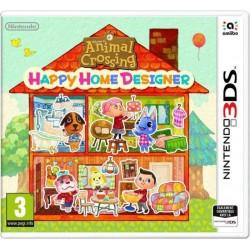 JEU 3DS ANIMAL CROSSING : HAPPY HOME DESIGNER