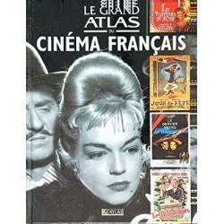 LIVRE LE GRAND ATLAS DU CINEMA FRANCAIS