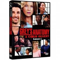 DVD COFFRET GREY S ANATOMY, SAISON 1