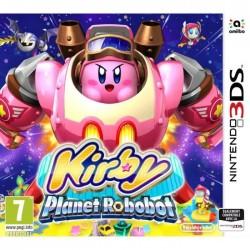 JEU 3DS KIRBY: PLANET ROBOBOT (SANS BOITE)