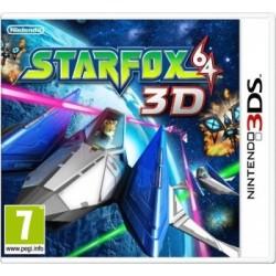 JEU 3DS STARFOX 64 3D (SANS BOITE)