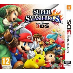 JEU 3DS SUPER SMASH BROS. FOR 3DS (SANS BOITE)