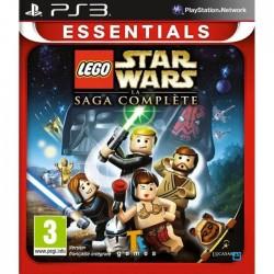 JEU PS3 LEGO STAR WARS : LA SAGA COMPLETE
