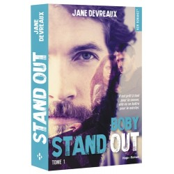 LIVRE STAND OUT TOME 1 BOBY