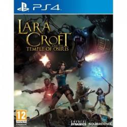 JEU PS4 LARA CROFT AND THE TEMPLE OF OSIRIS