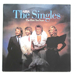 VINYL THE SINGLES (THE FIRST TEN YEARS) ABBA - VOGUE 406506