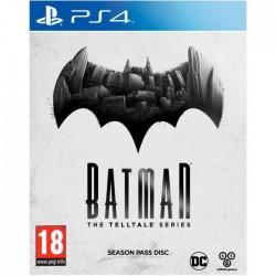 JEU PS4 BATMAN TELLTALE SERIES
