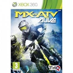 JEU XBOX 360 MX VS ATV ALIVE