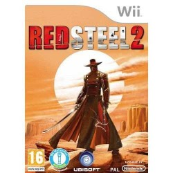 JEU WII RED STEEL 2