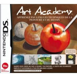 JEU DS ART ACADEMY