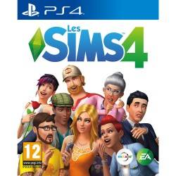 JEU PS4 LES SIMS 4