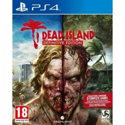 JEU PS4 DEAD ISLAND DEFINITIVE EDITION