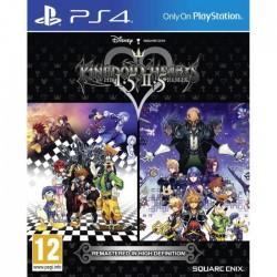 JEU PS4 KINGDOM HEARTS HD I.5 + II.5 REMIX