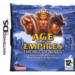 JEU DS AGE OF EMPIRE THE AGE OF KING SANS BOITE