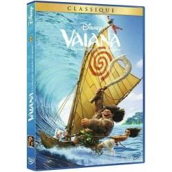 DVD VAIANA LA LEGENDE DU BOUT DU MONDE