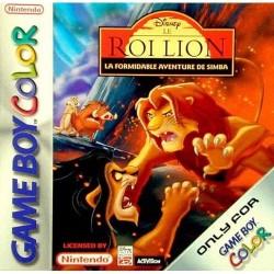 JEU GAMEBOY ADVANCE LE ROI LION