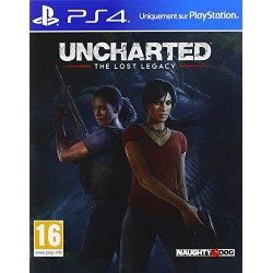 JEU PS4 UNCHARTED : THE LOST LEGACY