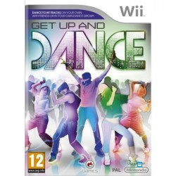JEU WII GET UP AND DANCE