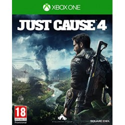 JEU XBOX ONE JUST CAUSE 4