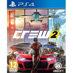 JEU PS4 THE CREW 2