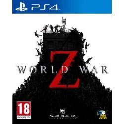 JEU PS4 WORLD WAR Z